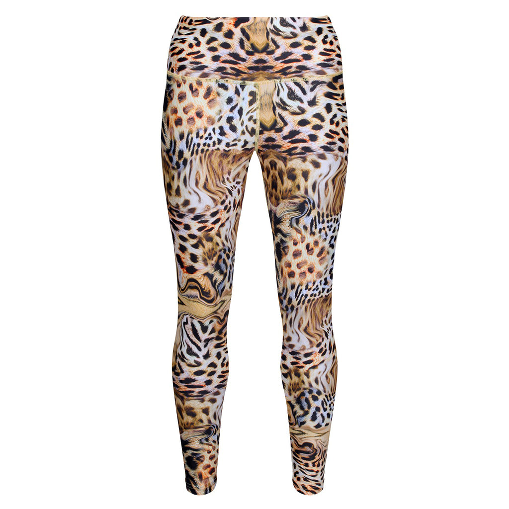 Gold Amur Leggings