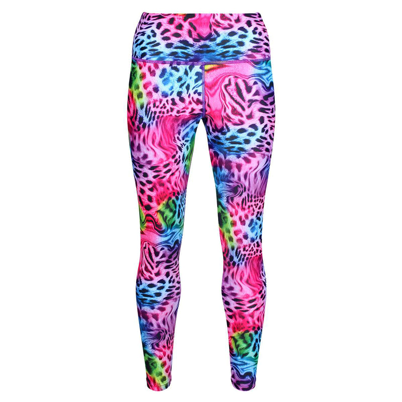 Wild Aurora Leggings