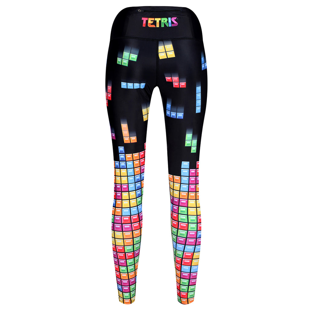 Tetris™ Game Play Leggings