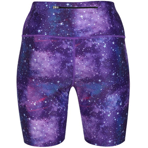 Tikiboo Galactic Night Short LYCRA - Back Product View
