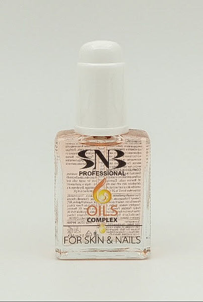SNB 6 Oils Complex for Hands and Nails