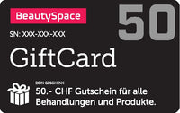 GiftCard SFr. 50