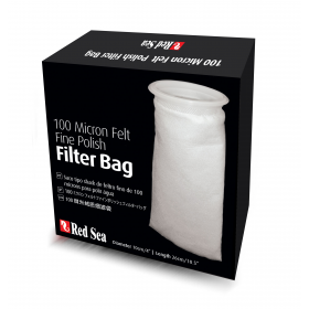 Red Sea 100 Micron Felt Filter Bag