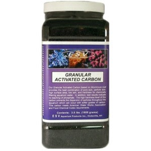 E.S.V. Granular Activated Carbon 3.5lbs