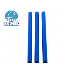 Eshopps Blue Pro Plumbing Kit (3 Blue Pipes)