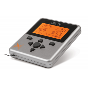 Neptune Apex Display Module - Silver with Orange LCD for new APEXSYSNG System