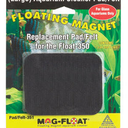 Mag-Float Replacement pad for 350 glass