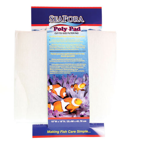 SeaPora POLY FILTER PAD 18