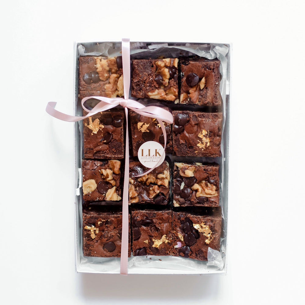 Deluxe Decadent Brownies