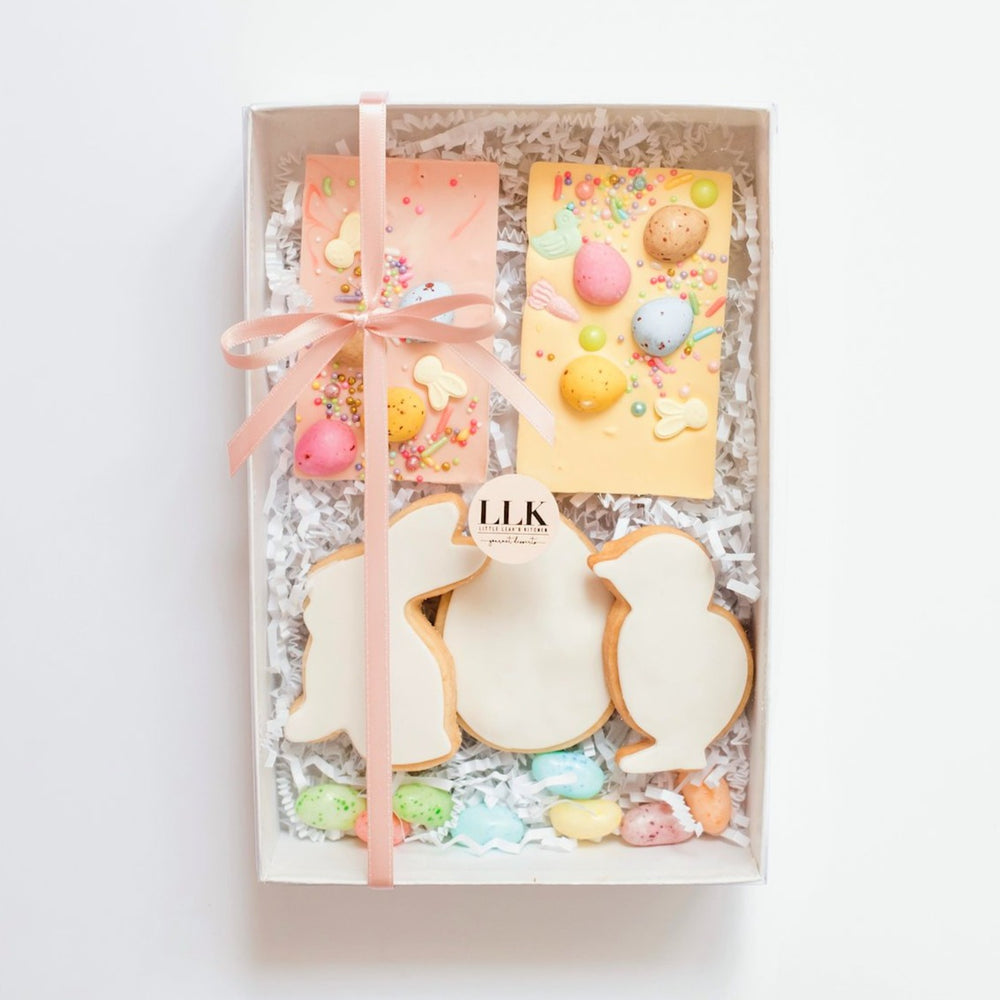 Easter | Cookie & Chocolate Bar Set