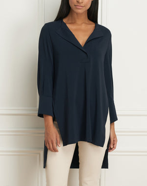 Load image into Gallery viewer, Matte jersey tunic