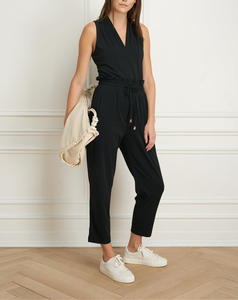 Highwaisted jogging pant