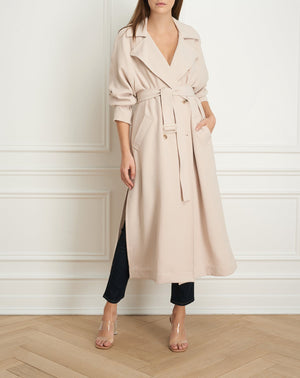 Load image into Gallery viewer, Maxi duster coat