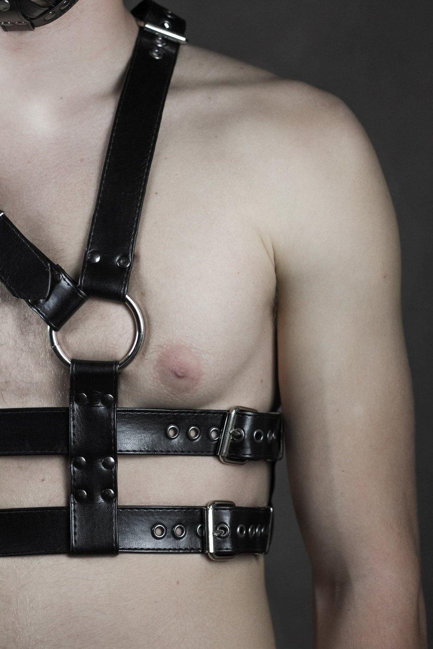 "HEX OBSCENE 1.04 ""Cardinal Harness"" - HEX Clothing"
