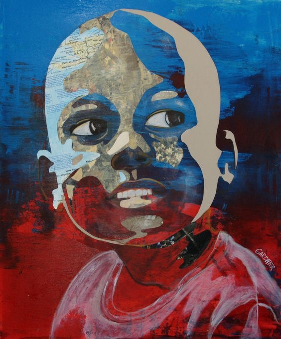 """Hope for Haiti""  Original Fine Art - gartsy.com"