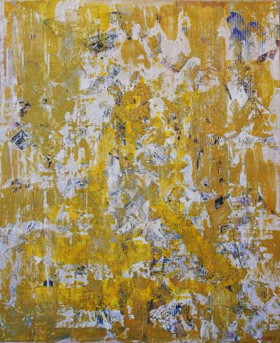 """Yellow"" Original Fine Art - gartsy.com"