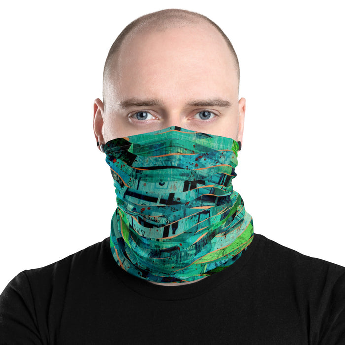 Greener Grass Face Mask - gartsy.com
