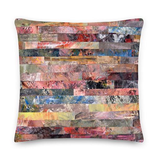 Brick House Premium Pillow - gartsy.com