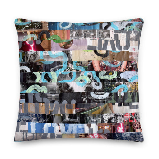 Urban Love Premium Pillow - gartsy.com