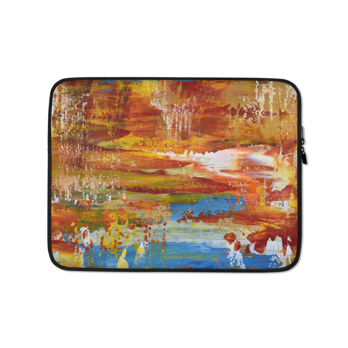Cool Breeze Laptop Case - gartsy.com