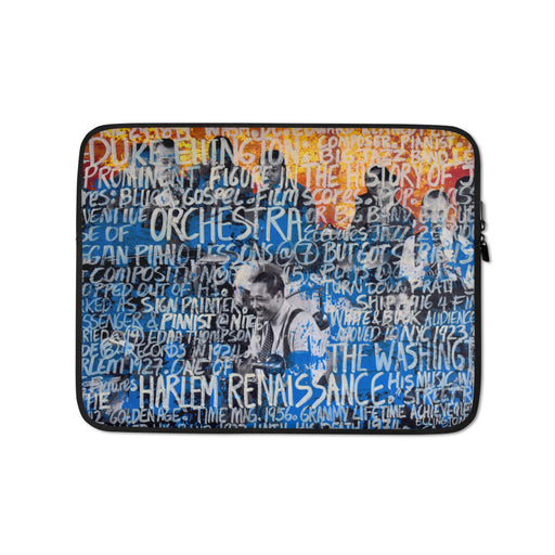 Duke Ellington Laptop Case - gartsy.com