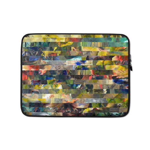 Jungle City Laptop Case - gartsy.com