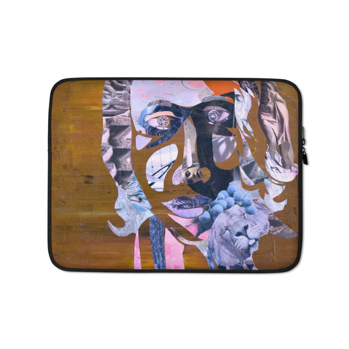 Woman of Grace Laptop case - gartsy.com