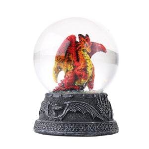 HYPERION DRAGON WATER GLOBE