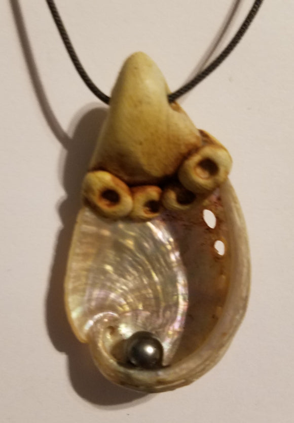 ABALONE NECKLACES