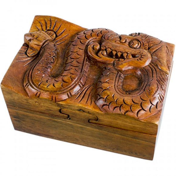 DRAGON PUZZLE BOX