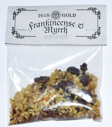 Frankincense & Myrrh Granular incense Mix