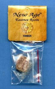 AMBER RESIN - New Age Essence Resin