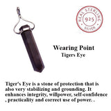 TIGERS EYE POINT