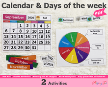 Load image into Gallery viewer, Calendar
