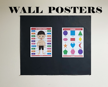 Load image into Gallery viewer, Learning Book | Educational Wall Posters