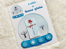 Load image into Gallery viewer, Winter | Snowman | Busy Book