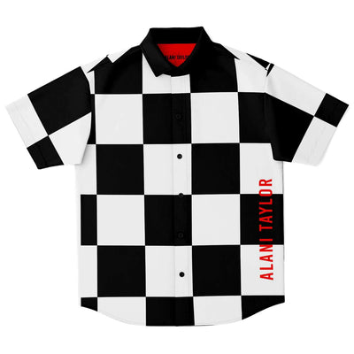 CHECKMATE BUTTON-UP