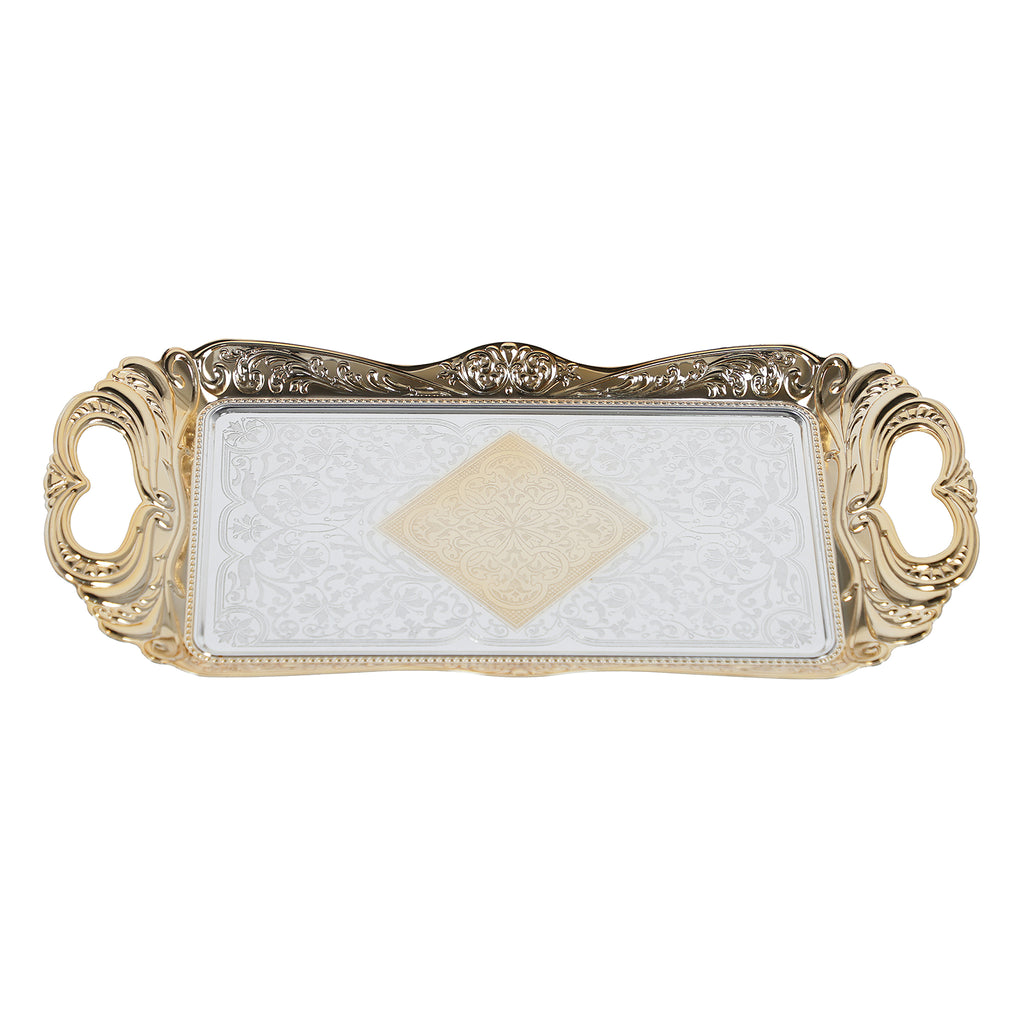 Decorative Serving Tray Small | Kingsville | Silverware