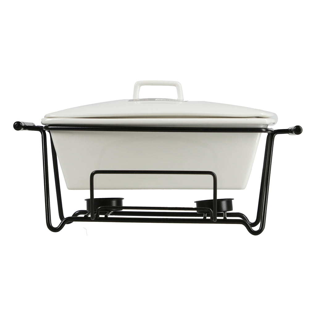 Casserole Dish with Burners | Brilliant | Stylish Serving Dish with Handles