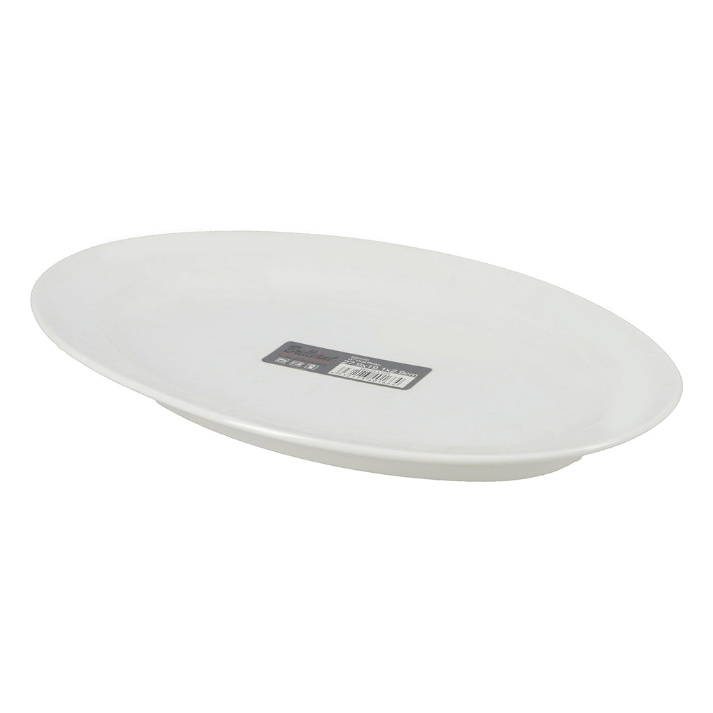 Oval Serving Platter | Brilliant | Ceramic Rice Platter