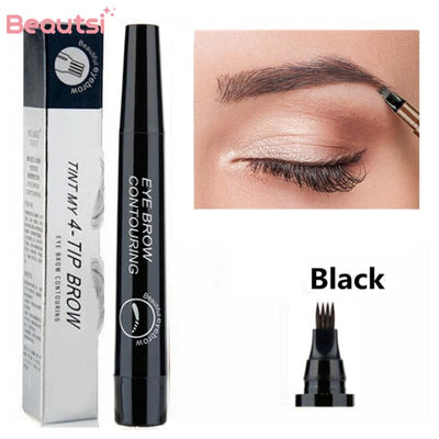 Microblading Eyebrow Pen Black