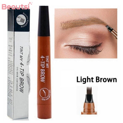 Microblading Eyebrow Pen Light Brown