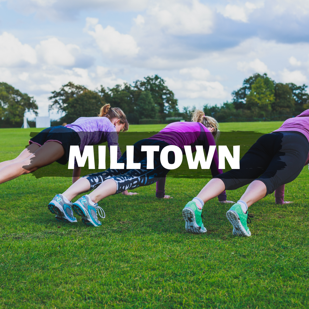 Milltown - Fit 4 Christmas Challenge - FitnessBootcamp.ie