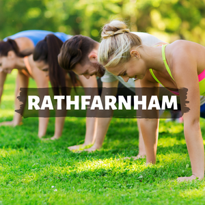 Rathfarnham - Fit 4 Christmas Challenge - FitnessBootcamp.ie