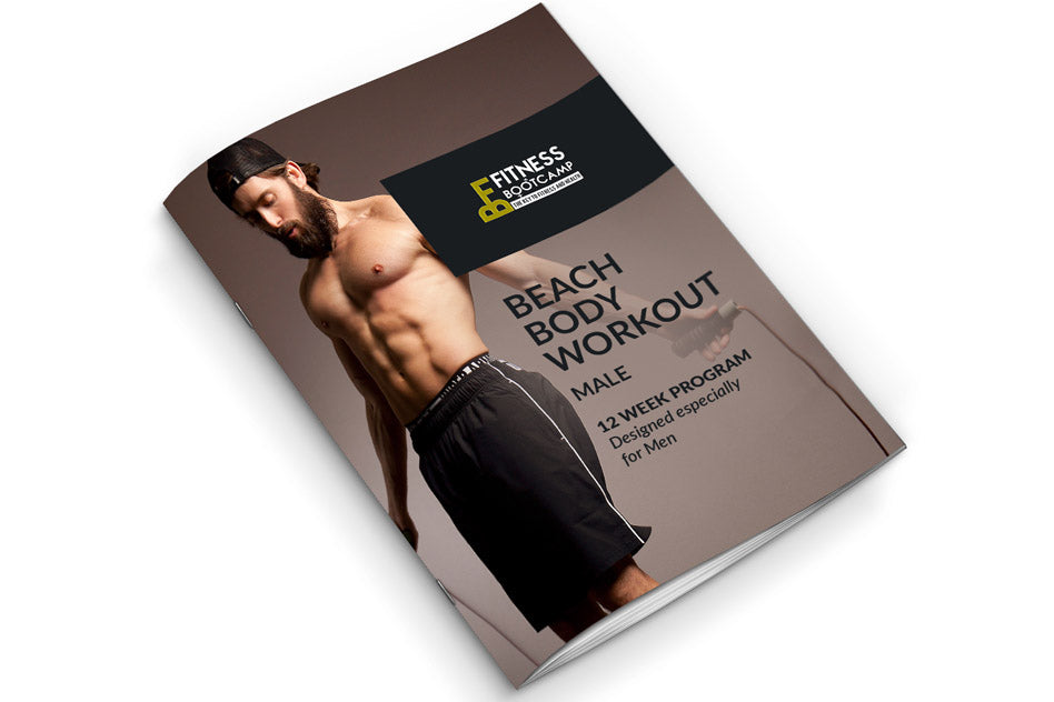 Beach Body Home Workout - Male version - FitnessBootcamp.ie