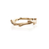9ct Yellow Gold Twig Wedding Ring