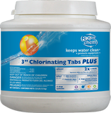 "Aqua Chem® 3"" Chlorinating Tabs PLUS (3.5 LB)"