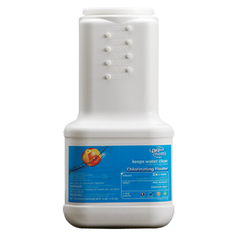 Warehouse Discount - Aqua Chem® Chlorinating Floater (Case of 4 Floaters)