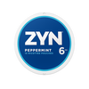 ZYN Nicotine Pouches - Peppermint - 6mg - 15 Pouches