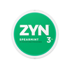 ZYN Nicotine Pouches - Spearmint - 3mg - 15 Pouches